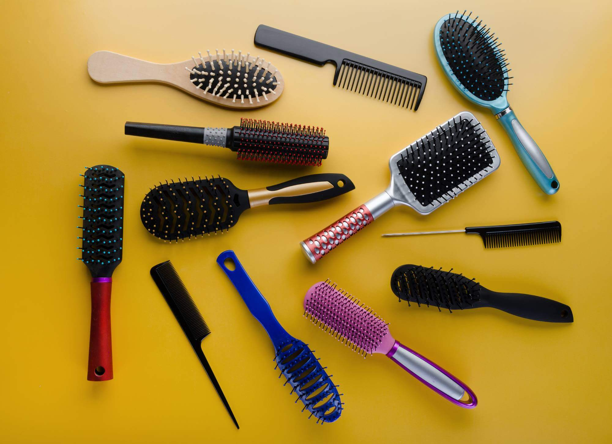 Should You Brush Your Hair If You Suffer From Hair Loss?