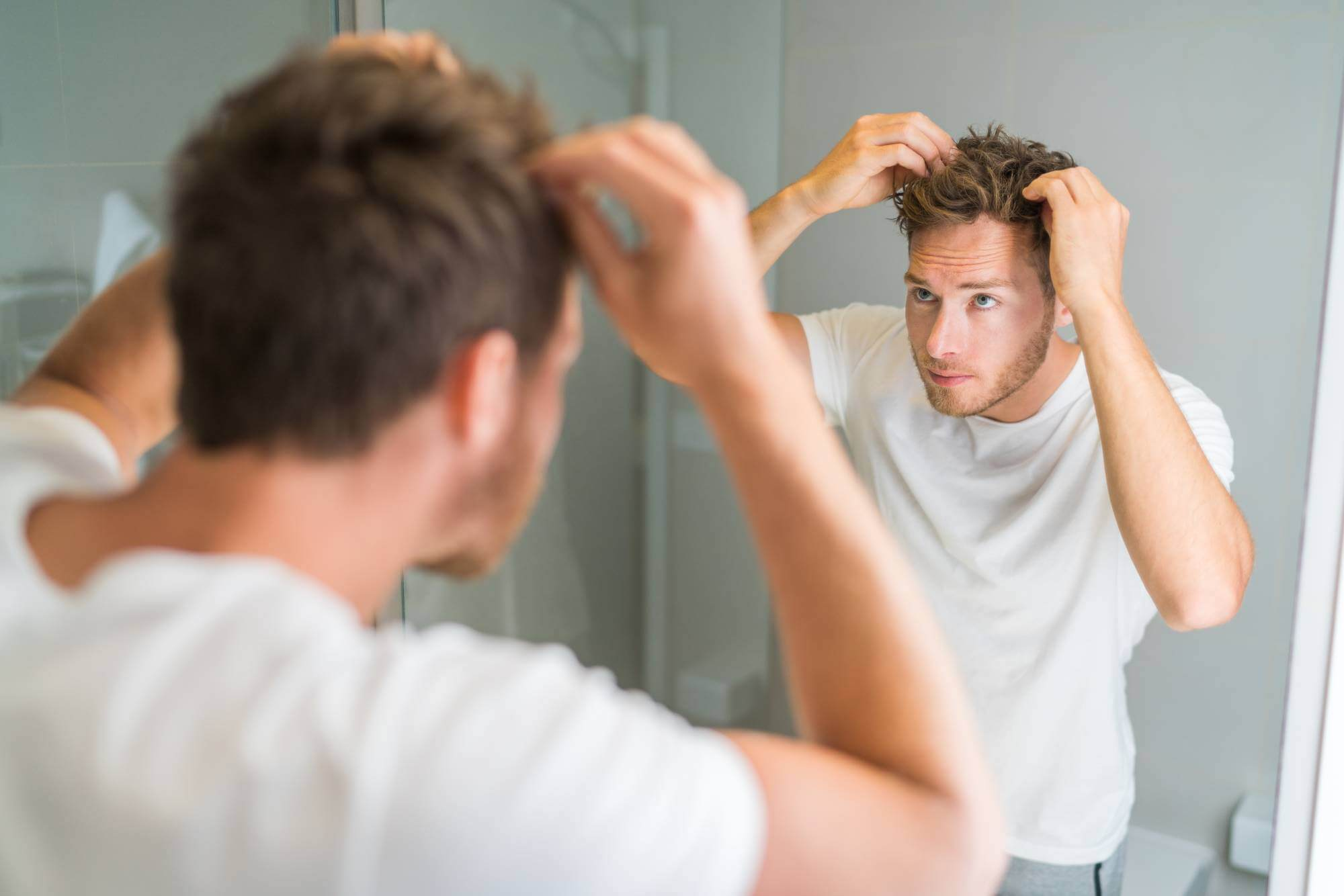 Dandruff: Does it Mean I'm Going to Lose My Hair?