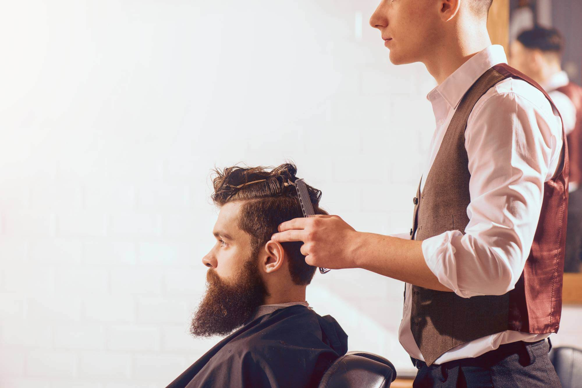 Haircuts for Men Who Suffer from Hair Loss