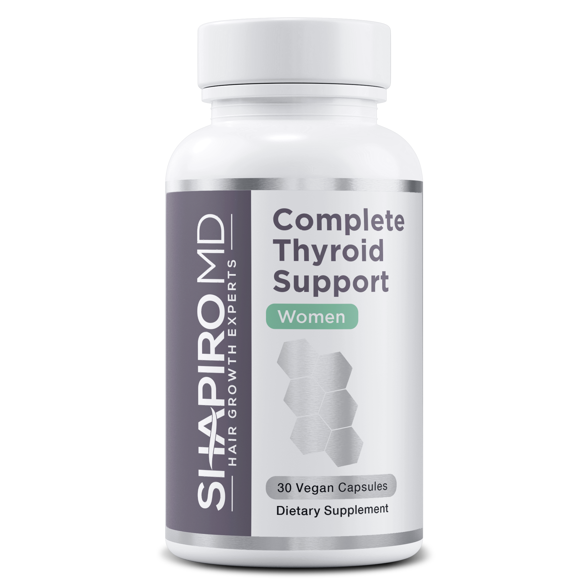 Women's Complete Thyroid Support - Shapiro MD